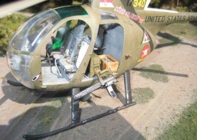 35-03 - XM-27E1 Minigun System
