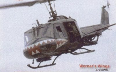 ARC Review UH-1 Short Bodied Hueys Reference DVD product # RWAS-01