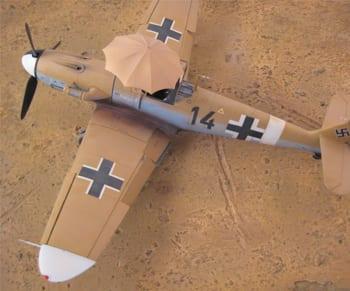 March 2019 – New 48-19 Bf 109 /48 Umbrella