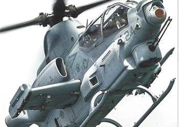 June 2019 – New Decal Sheet Stock # WW 35-10 AH-1Z Viper Attack