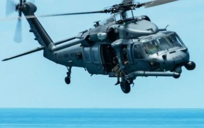 January, 2020: New Decal Sheet Stock #WW 35-11 Pavehawk- Combat Rescue Pt. 2